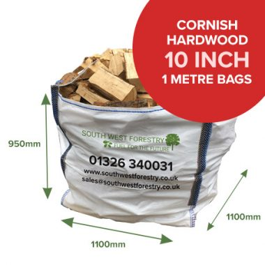 1 Cubic Metre Bags - Cornish Hardwood