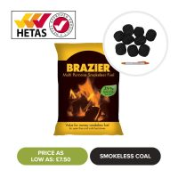 20kg Bags of Brazier