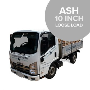 Kiln Dried Ash Hardwood Loose Load