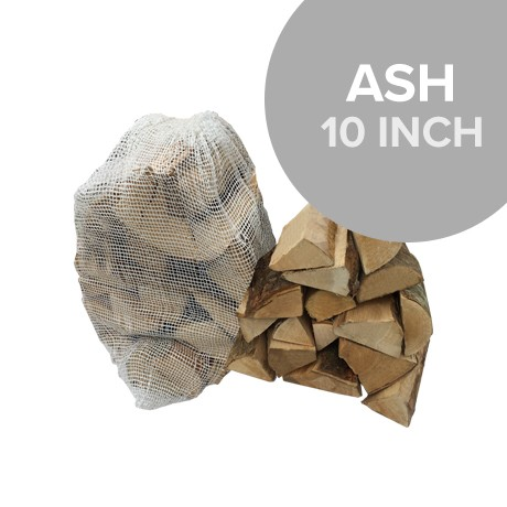 Kiln Dried Ash in Nets