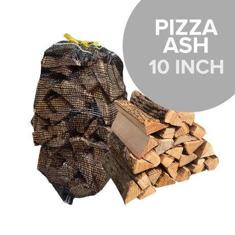 Kiln Dried Pizza Ash in Nets