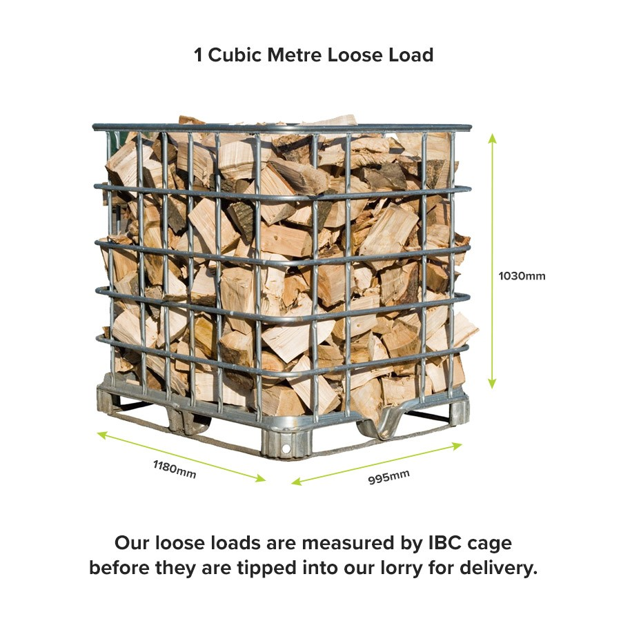1 Cubic Metre Loose Load Cage