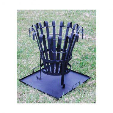 Patio Heater Fire Basket