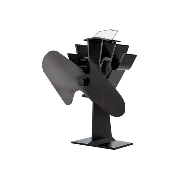 Stove Fan - Black