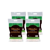 4 Bags of Homefire Kindling