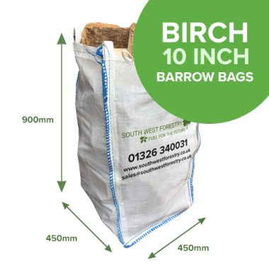 Barrow Bags of Kiln Dried Birch