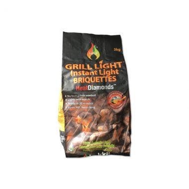 Instant Light BBQ Briquettes
