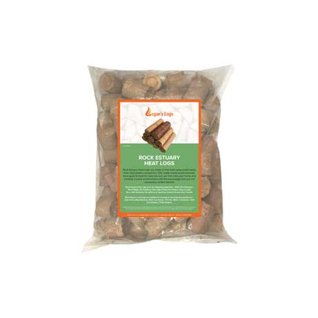 Rock Estuary Heatlogs - 11kg Bags