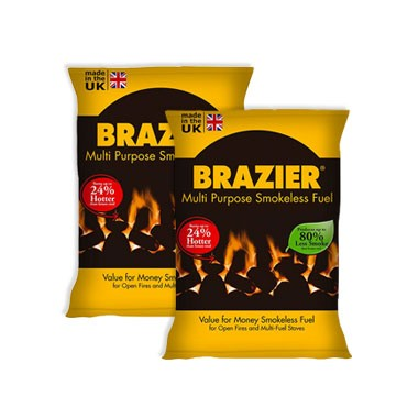 Special Offer - Brazier Smokless Coal