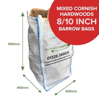 Barrow Bags of Kiln Dried Hardwood