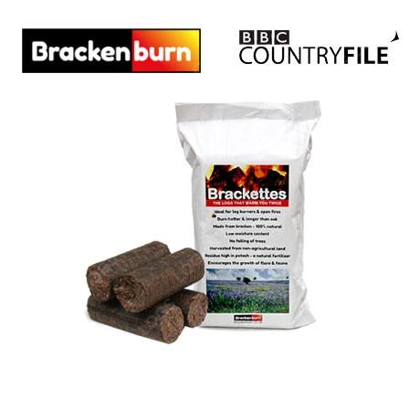 Brackenburn Brackets - Heat Logs