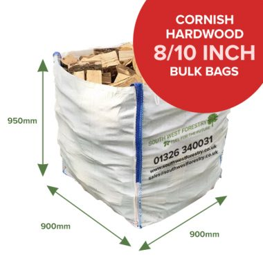 Bulk Bags of Kiln Dried Hardwood