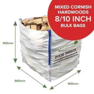 Bulk Bags of Cornish Hardwood