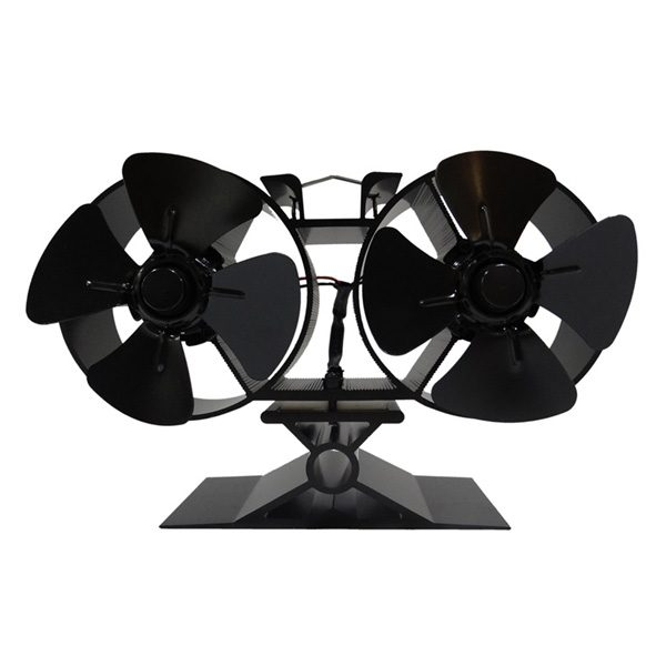 2 Blade Stove Fan - Front