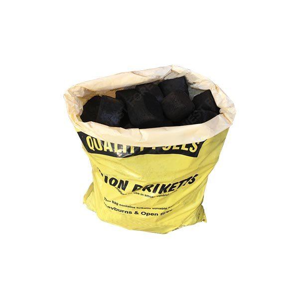 20kg Bags of Union Briquettes - Bag