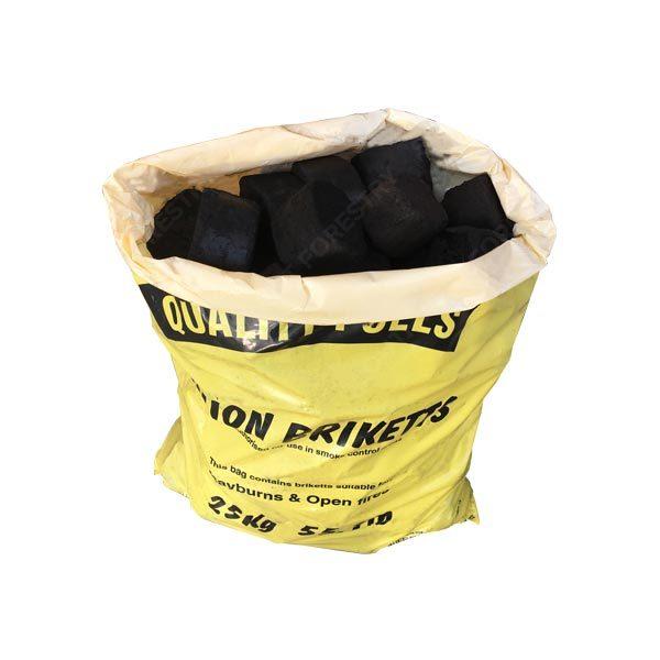 Union Briquettes - Side