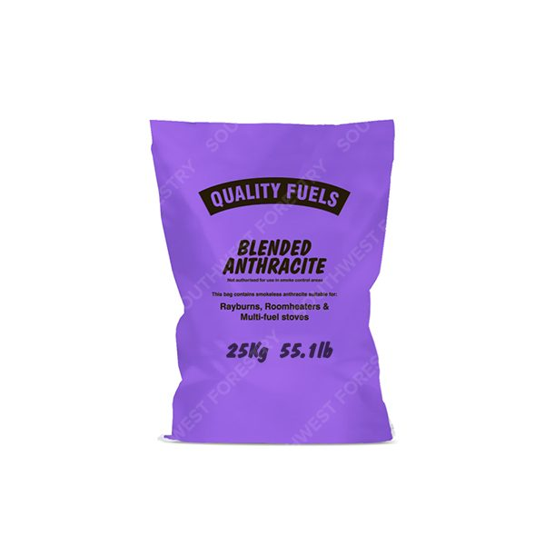 25kg Bags of Blended Anthrcite