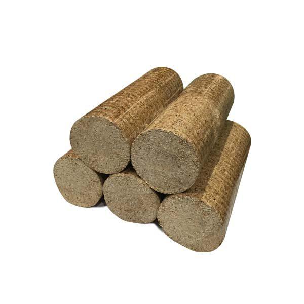 Fuel Heat Logs - Front