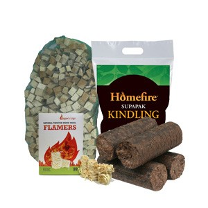 Kiln Dried Kindling & Heatlogs