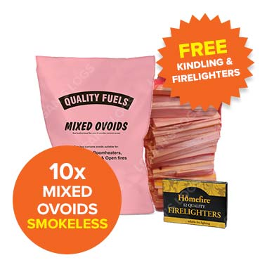 Special Offer - Mixed Ovoids 10