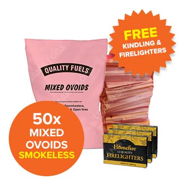 Special Offer - Mixed Ovoids 50