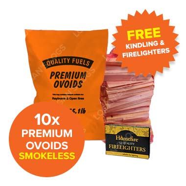 Special Offer: 10x Bags of Premium Ovoids