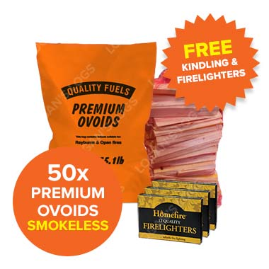 Special Offer: 50x Bags of Premium Ovoids