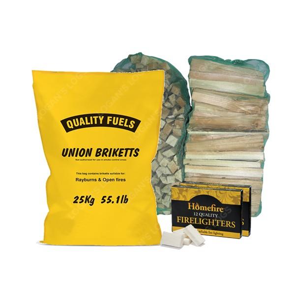 Special Offer - Union Briquettes