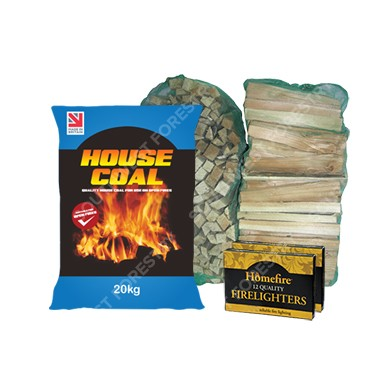 Homepage Offer - 20x House Coal
