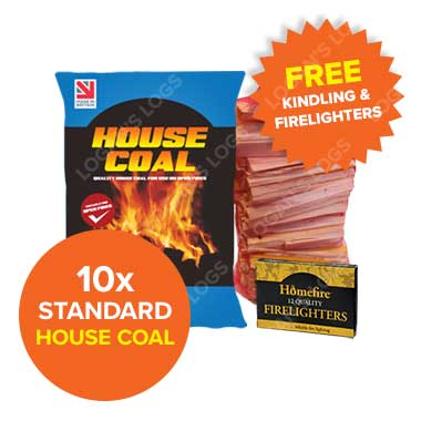 Special Offer - House Coal 10