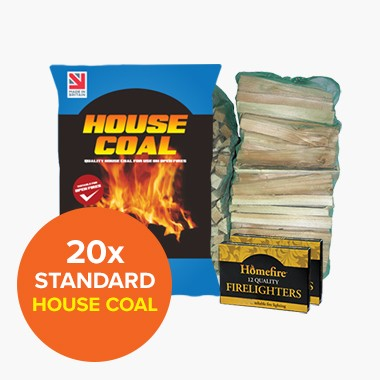 Special Offer: 20 Standard House Coal