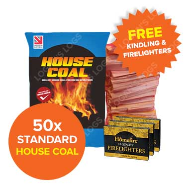 Special Offer - House Coal 50