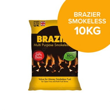 10kg Bags of Brazier Smokeless