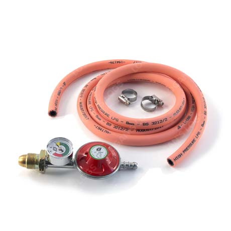 Superior LPG Propane Kit with Gauge