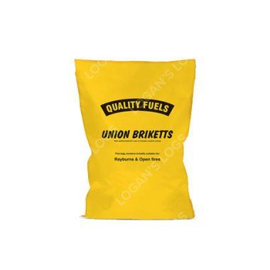 Summer Sale - 20kg Bags of union Briquettes