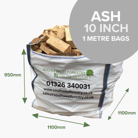 1 Cubic Metre of Ash Hardwood