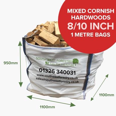 1 Cubic Metre of Cornish Hardwood