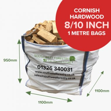 1 Cubic Metre Bags of Kiln Dried Hardwood