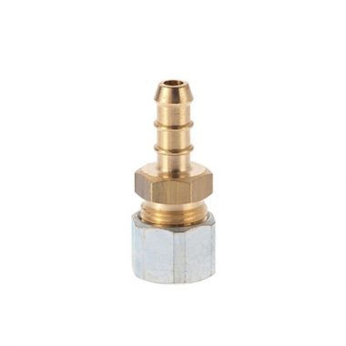 Fulham Gas Hose Nozzle x 10mm Compression