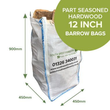 Barrow Bags - Part Seasoned Hardwood