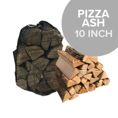 Kiln Dried Pizza Ash Hardwood in Nets