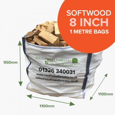 1 Cubic Metre of Kiln Dried Softwood