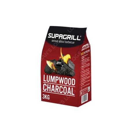 Supagrill - Limpwood - 3KG