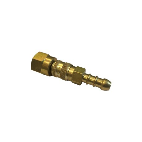 Cadac Brass Quick Release Hose Nozzle