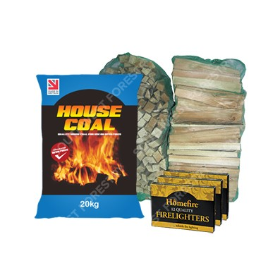 Homepage Offer - 50x House Coal