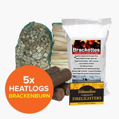 Special Offer: 5 Brackenburn Brackettes