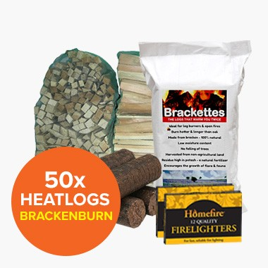Special Offer: 50 Brackenburn Brackettes