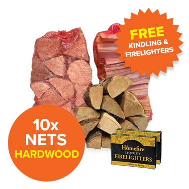 Special Offer - 10x Nets of Cornish Hardwood