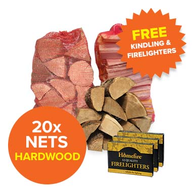 Special Offer - 20x Nets of Cornish Hardwood