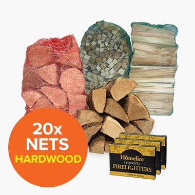 Special Offer: 20 Cornish Hardwood